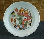 Desimone painted Plate Ceraminter made in Italy **