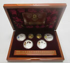2008 Beijing Olympic Commemorative Gold & Silver Coin Set, Series II