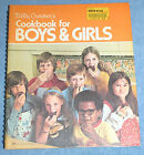 Betty Crocker's Cookbook for Boys & Girls ©1975 Hardcover with Spiral Binding!