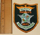 HILLSBOROUGH COUNTY SHERIFF'S DEPT DEPUTY Florida FL SD Used Worn Small patch #2