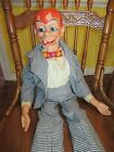 VTG MORTIMER SNERD Ventriloquist Dummy JURO NOVELTY 1968 doll puppet side kick