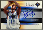 05-06 UD Ultimate Collection Dwight Howard ON CARD NBA AUTO 2005 2006 ROCKETS
