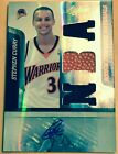 2009-10 Stephen Curry Absolute Auto 499