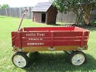 Vintage Radio Flyer Wagon, Town and Country, 1970's