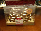 2014 BETTER HOMES AND GARDENS PINE CONES SALT AND PEPPER SHAKERS**NIB**REDUCED