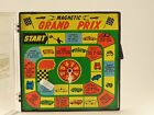 60's Vintage Chicago Souvenir Magnetic Grand Prix Travel Game w/ spinner