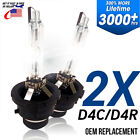 2x D4r D4s Hid Bulb Xenon Fit Philips Oem Replacement Headlight For Toyota Lexus