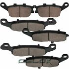 Front Rear Brake Pads For Suzuki DL650 V-Strom 650 2004 2005 2006 2007 2008-2012