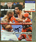MANNY PACMAN PACQUIAO signed 8x10 photo MIGUEL COTTO PSA DNA authentic Boxing