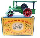 Matchbox Lesney YesterYear Y11 Steam Roller A.Porter MINT. Box.Vintage.1958