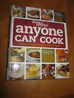 BETTER HOMES ANYONE CAN COOK  STEP BY STEP cookbook illustrated just for you