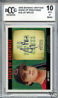 JAY BRUCE Reds 2005 Bowman Heritage SOG auto rookie BGS BCCG 10 MINT HTF!!
