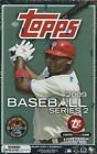 2009 Topps Series 2 Baseball Hobby Box Factory Sealed 36 Packs - 10 Cards Pack