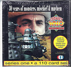 DOCTOR WHO 1ST SERIES SEALED BOX CORNERSTONE random autographs and specials