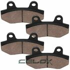 Front Brake Pads For Hyosung GT125 Naked 125 2013 2014