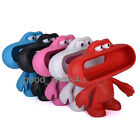 Cute Portable Frog Dude Stand Holder For Beats Pill Bluetooth Wireless Speaker