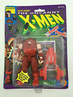 Toy Biz 1991 Juggernaut Power Punch 1st series release with Super Heroes Card
