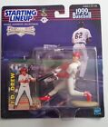 1999 J D DREW STARTING LINEUP BASEBALL EXTENDED SERIES SLU ST LOUIS CARDINALS