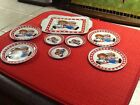 1972 Chein tin toy children's dishes