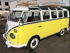 Volkswagen  Bus Vanagon 4 Door 9 Passenger 1966 volkswagen 21 window 9 passenger microbus for sale