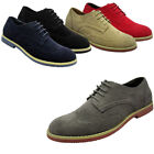 Mens Dress Shoes Wing Tip Classic Lace Up Fashion Oxfords Casual Colors Sizes