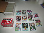 1989 Topps Football set mint complete with 89 Traded factory set free shipping