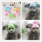 2015 Pet Dog Cat Hat High Quality Cute Funny Animal Halloween Hat Wig Costume L