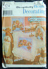 Simplicity Pattern #7674 Home Decorating Nursery Accessories Pillow Case Sheet++