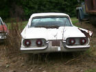 Ford  Thunderbird Base Convertible 2 Door 1959 ford thunderbird base 2 door 58 l can be used to rebuild or for parts