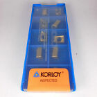 10 pcs KORLOY LNEX 100605 PNR MM grade PC3500 Milling CARBIDE INSERTS