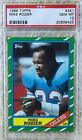 1986 TOPPS MIKE ROZIER RC PSA 10...LOW POP...CARDREGISTRY
