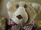 WENDY'S 1986 BOONE FURSKIN BEAR 7 INCH PLUSH DOLL WITH TAG
