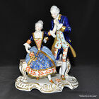 VOLKSTEDT - Antique Porcelain Multi-Colored Figurine,