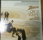 Zenith Circle of Sound Demo LP Sealed Count Basie Bobby Haggart Dick Hyman VA