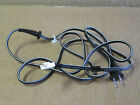 Sanyo DP39E23 Power Cord Cable Plug