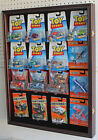 Hot Wheels Matchbox cars in retail boxes Display Case Cabinet HW06 MAH