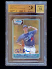 2006 Bowman Chrome Draft Clayton Kershaw RC Auto BGS 10 PRISTINE Auto 10