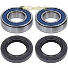Front Wheel Ball Bearings Seal Fits YAMAHA XVZ1300 ROYAL STAR MIDNIGHT VENTURE
