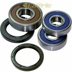 Rear Wheel Ball Bearings Seals Kit for Yamaha FJ1200 FJ1200A Abs 1986-1993