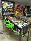 CREATURE FROM THE BLACK LAGOON Pinball Game by Bally/Midway - Drive-In Theme!!
