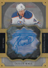 2013-14 The Cup Taylor Hall Brilliance Autograph B-TA