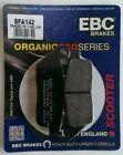 Kymco Grand Dink 125 (2012 to 2015) EBC FRONT Disc Brake Pads (SFA142) (1 Set)