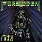 Forbidden - Twisted into Form (brand new and sealed) thrash
