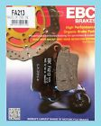 EBC  FA213 Rear Brake Pads for BMW F F650  all models  1996 to 2012