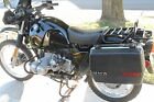 BMW : R-Series BEAUTIFUL 1981 BMW R80G/S WITH ORIGINAL HARD BAGS AND LINERS, THREE TANKS SEATS