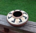 Weller Pottery Souevo Pot Indian Pattern Arts & Crafts Red Clay