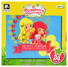 Strawberry Shortcake Jigsaw Puzzle, Friends Forever - 24 Pieces. 30341110