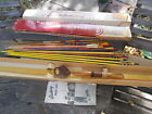 A vintage Ben Pearson Junior Champion Archery Set w/vintage arrows