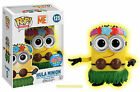 Pop! Movies: Despicable Me 2 - Glow Hula Minion 2015 NYCC Exclusive IN HAND