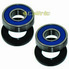 Rear Wheel Ball Bearings Seals Kit Fits KAWASAKI KMX125 1999 2000 2001